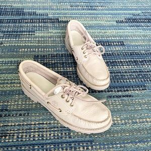 💕 Timberland Noreen Lite Boat Shoes Sz 7.5